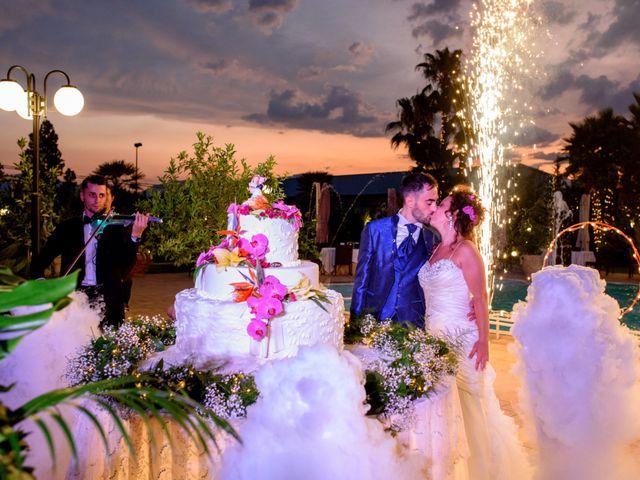 Il matrimonio di Stefano e Silvia a Manoppello, Pescara 10