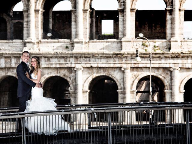 Il matrimonio di Marco e Francesca a Roma, Roma 6
