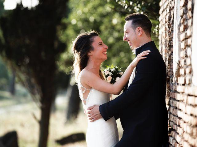 Il matrimonio di Marco e Francesca a Roma, Roma 7