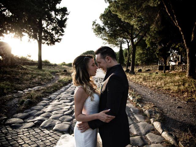Il matrimonio di Marco e Francesca a Roma, Roma 1