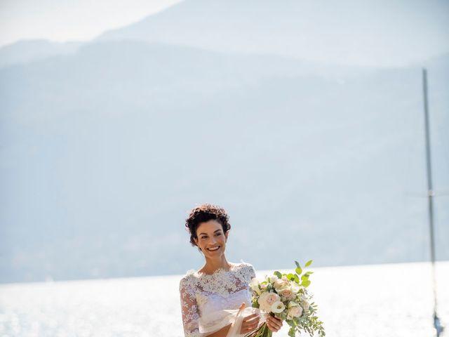 Il matrimonio di Christian e Anna a Varenna, Lecco 20