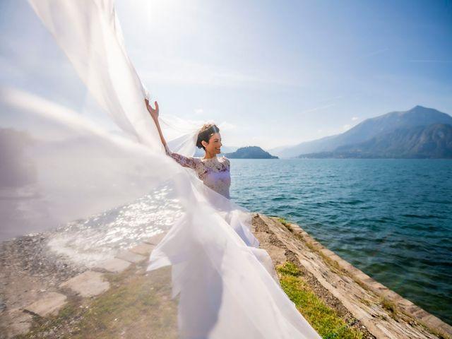 Il matrimonio di Christian e Anna a Varenna, Lecco 21