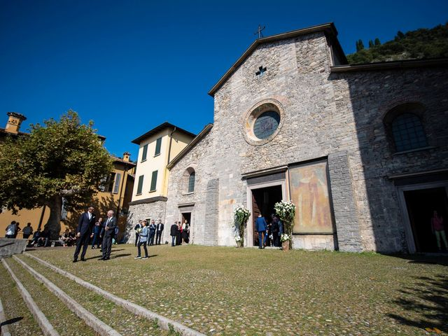 Il matrimonio di Christian e Anna a Varenna, Lecco 22