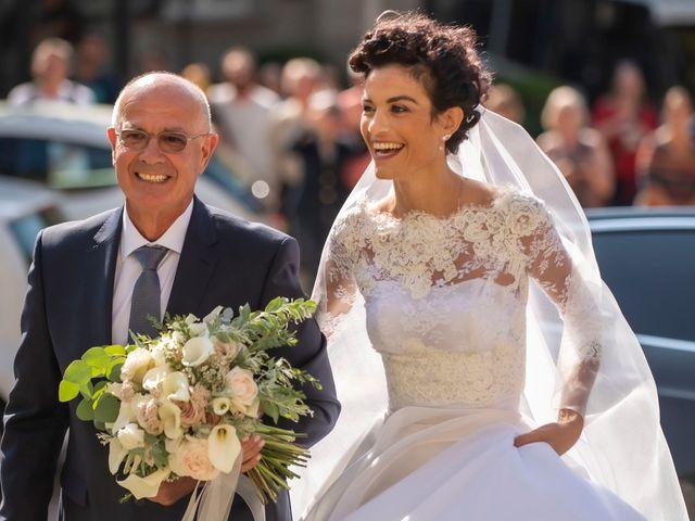 Il matrimonio di Christian e Anna a Varenna, Lecco 27