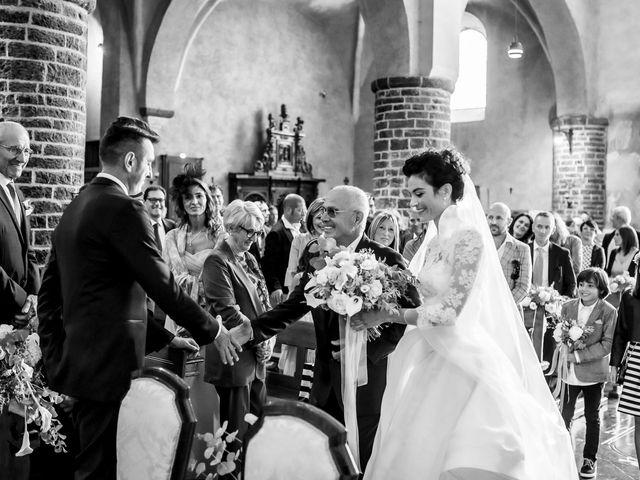 Il matrimonio di Christian e Anna a Varenna, Lecco 29