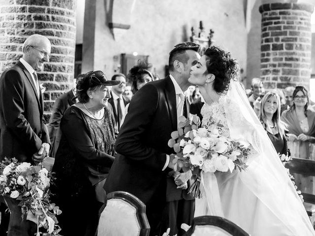 Il matrimonio di Christian e Anna a Varenna, Lecco 30