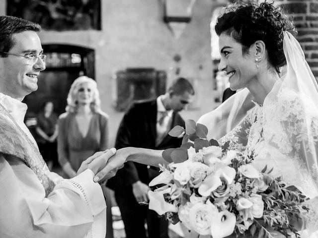 Il matrimonio di Christian e Anna a Varenna, Lecco 31