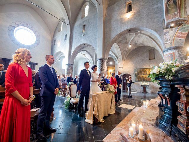 Il matrimonio di Christian e Anna a Varenna, Lecco 32