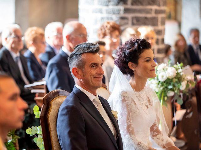 Il matrimonio di Christian e Anna a Varenna, Lecco 36