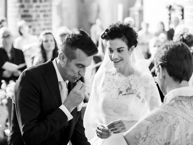 Il matrimonio di Christian e Anna a Varenna, Lecco 40