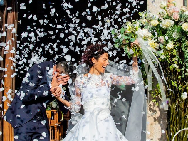Il matrimonio di Christian e Anna a Varenna, Lecco 45