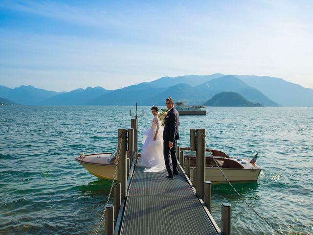 Il matrimonio di Christian e Anna a Varenna, Lecco 52
