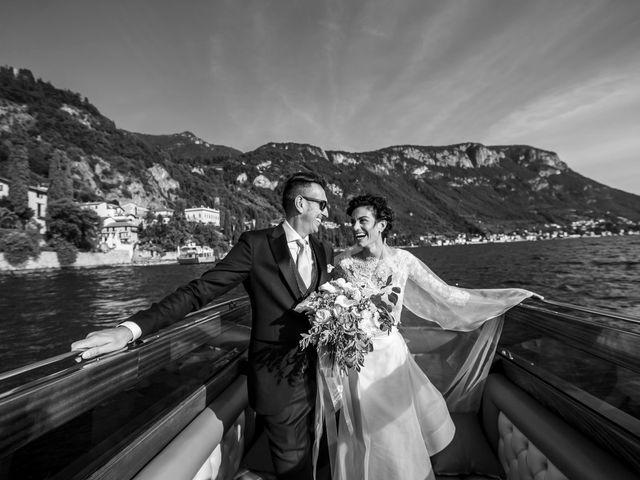 Il matrimonio di Christian e Anna a Varenna, Lecco 53
