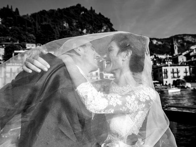 Il matrimonio di Christian e Anna a Varenna, Lecco 54