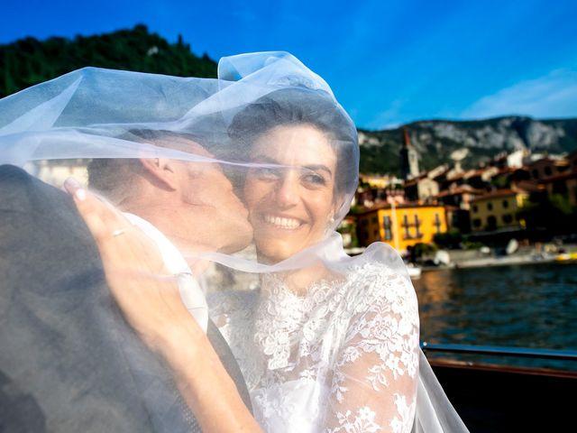 Il matrimonio di Christian e Anna a Varenna, Lecco 55