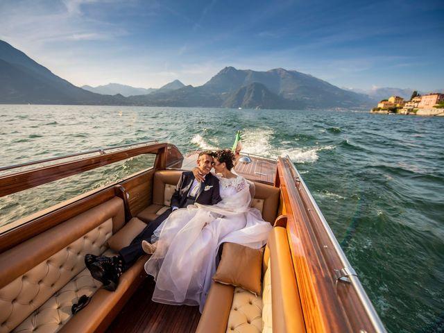 Il matrimonio di Christian e Anna a Varenna, Lecco 56