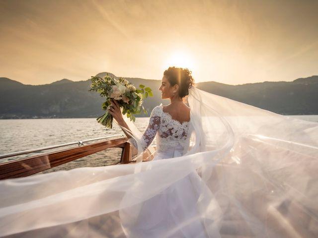 Il matrimonio di Christian e Anna a Varenna, Lecco 59
