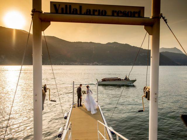 Il matrimonio di Christian e Anna a Varenna, Lecco 60