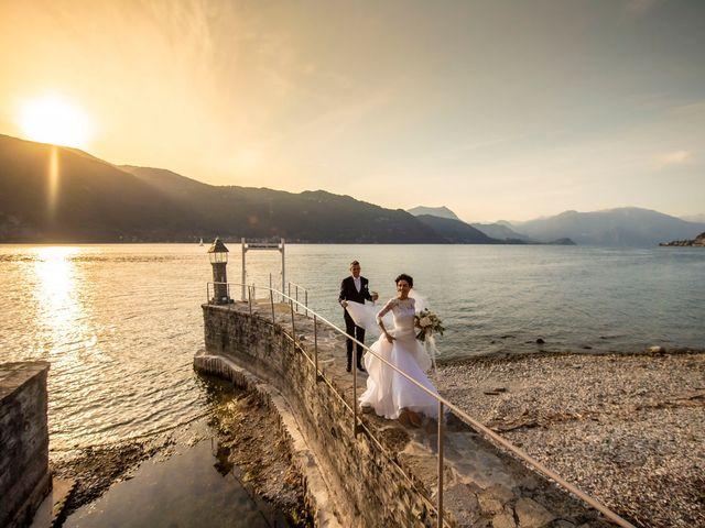 Il matrimonio di Christian e Anna a Varenna, Lecco 62