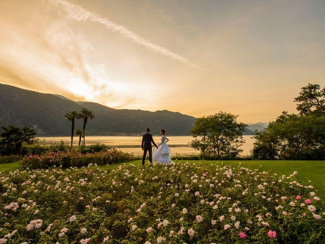 Il matrimonio di Christian e Anna a Varenna, Lecco 74