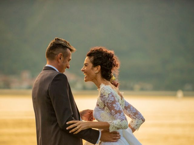 Il matrimonio di Christian e Anna a Varenna, Lecco 75