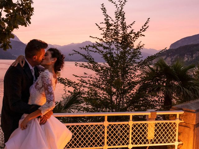 Il matrimonio di Christian e Anna a Varenna, Lecco 2