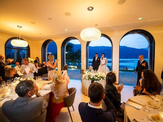 Il matrimonio di Christian e Anna a Varenna, Lecco 79