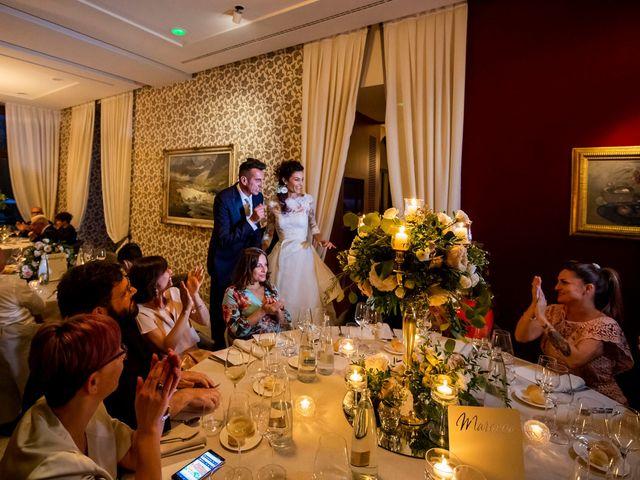 Il matrimonio di Christian e Anna a Varenna, Lecco 80