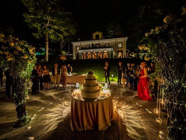 Il matrimonio di Christian e Anna a Varenna, Lecco 89