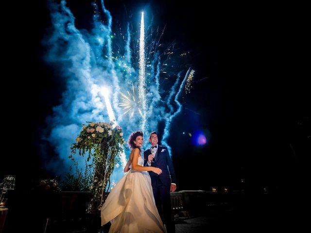 Il matrimonio di Christian e Anna a Varenna, Lecco 91
