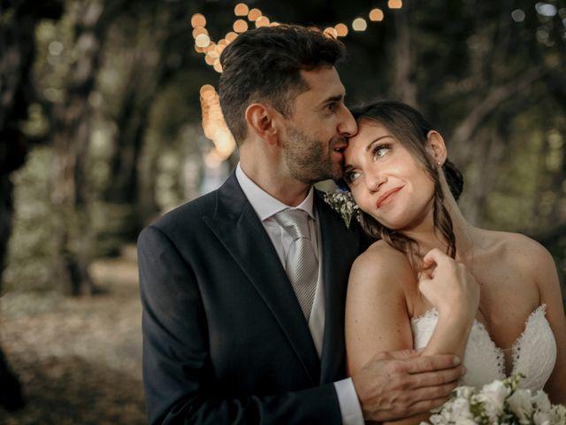 Le nozze di Jessica e Enrico