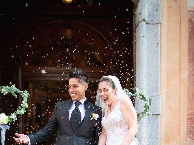 Il matrimonio di Luis e Elena a Trescore Balneario, Bergamo 8
