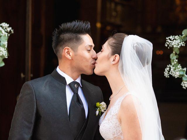 Il matrimonio di Luis e Elena a Trescore Balneario, Bergamo 9
