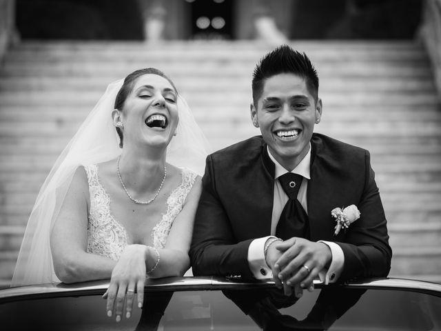 Il matrimonio di Luis e Elena a Trescore Balneario, Bergamo 2