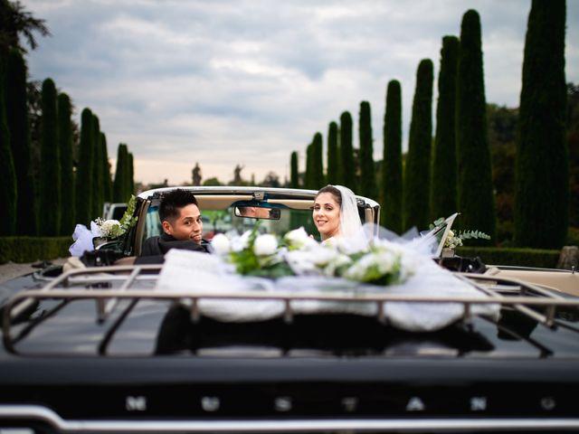 Il matrimonio di Luis e Elena a Trescore Balneario, Bergamo 11