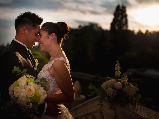 Le nozze di Elena e Luis
