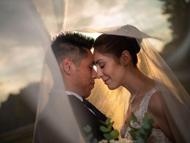 Il matrimonio di Luis e Elena a Trescore Balneario, Bergamo 16