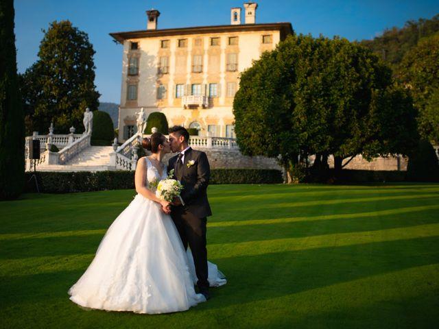 Il matrimonio di Luis e Elena a Trescore Balneario, Bergamo 17