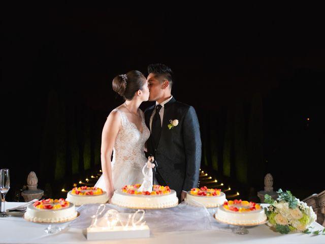 Il matrimonio di Luis e Elena a Trescore Balneario, Bergamo 20