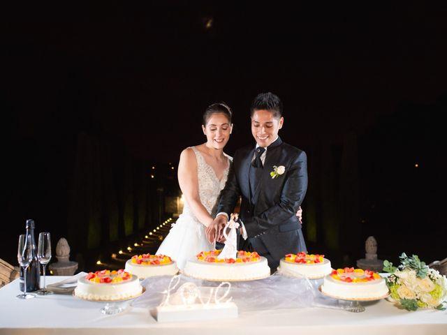 Il matrimonio di Luis e Elena a Trescore Balneario, Bergamo 21