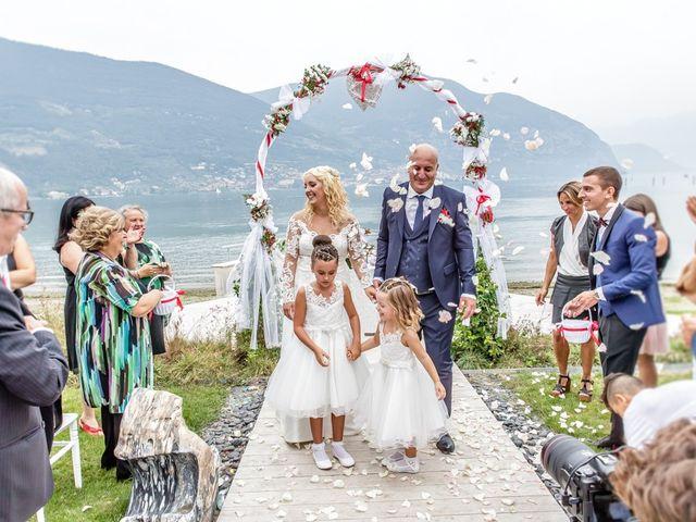 Le nozze di Stella e Ivan