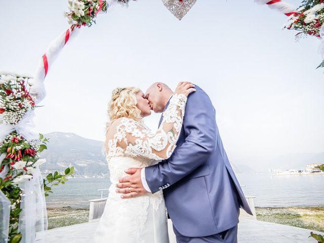 Il matrimonio di Ivan e Stella a Adro, Brescia 2