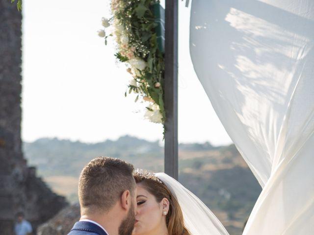 Il matrimonio di Angelo e Raechelle a Aci Castello, Catania 11