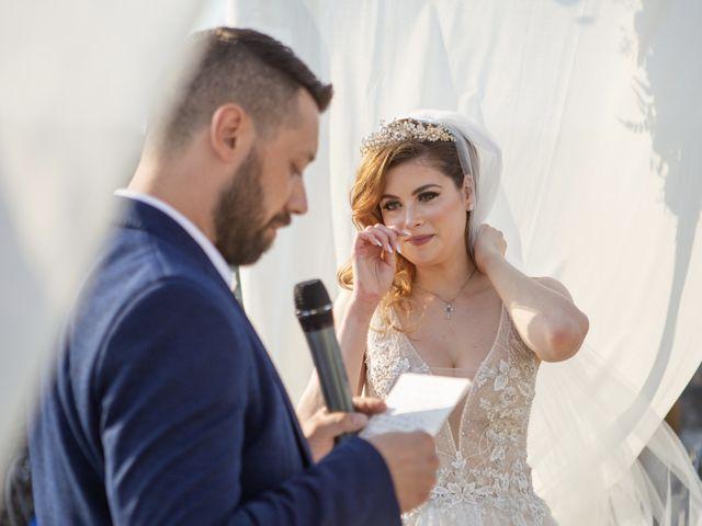 Il matrimonio di Angelo e Raechelle a Aci Castello, Catania 12