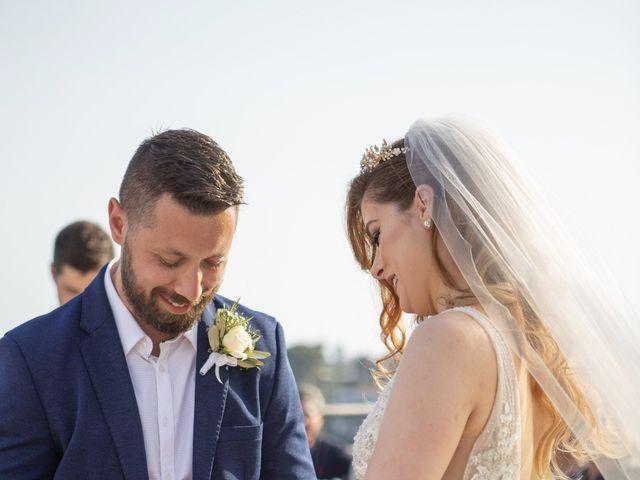 Il matrimonio di Angelo e Raechelle a Aci Castello, Catania 13