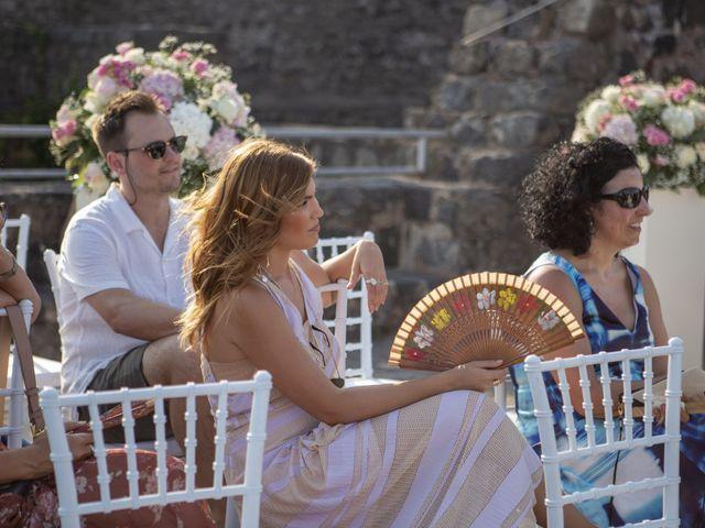 Il matrimonio di Angelo e Raechelle a Aci Castello, Catania 15