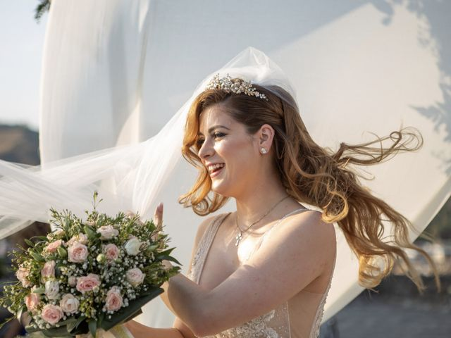 Il matrimonio di Angelo e Raechelle a Aci Castello, Catania 17