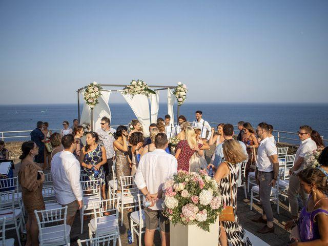 Il matrimonio di Angelo e Raechelle a Aci Castello, Catania 19