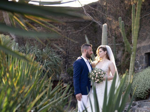 Il matrimonio di Angelo e Raechelle a Aci Castello, Catania 26