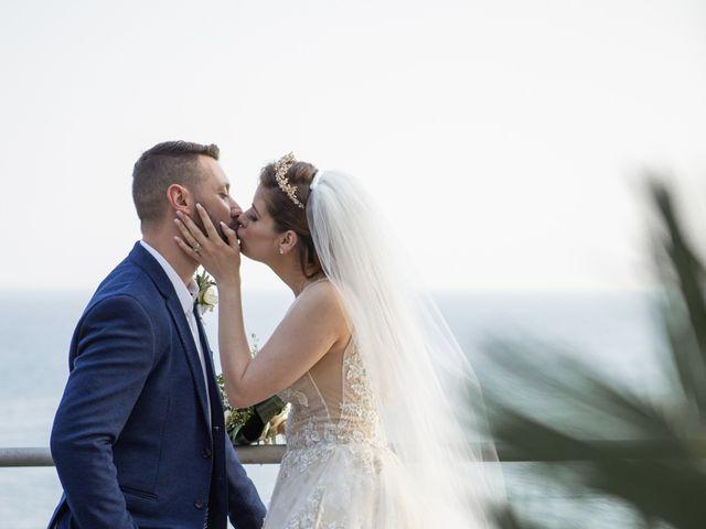 Il matrimonio di Angelo e Raechelle a Aci Castello, Catania 30